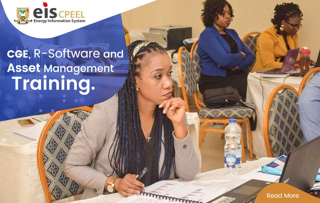 CGE, R-Software and Asset Management Training