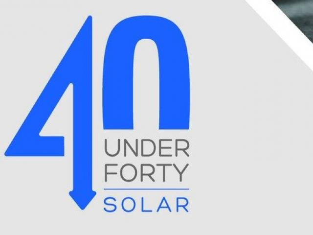 HomeFeatured NewsRenewable Energy World Announces Its Inaugural Solar 40 Under 40  Renewable Energy World Solar 40 Under 40