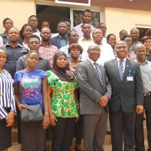 CPEEL Students for 2016/2017 Academic Session